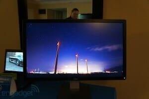 Dell UltraSharp 32 Frontansicht