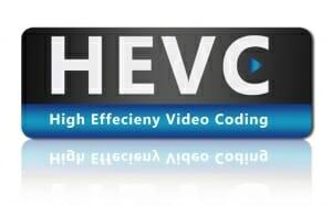 HEVC H265 Codec Logo