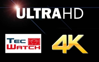Tecwatch 4K Ultra HD