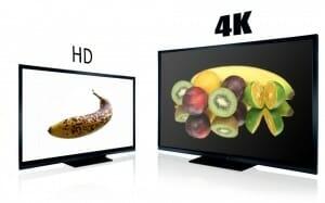 Vergleich von HD und 4K - Fair oder?