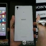 """Sony Xperia Z1 """"Honami"""" Smartphone"""