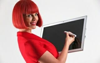 Panasonic 4K Tablet mit 20 Zoll - Finale Version auf der IFA 2013