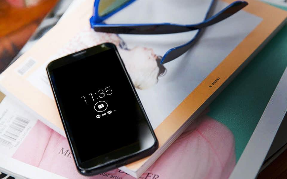 Moto X mit 4K Kamera