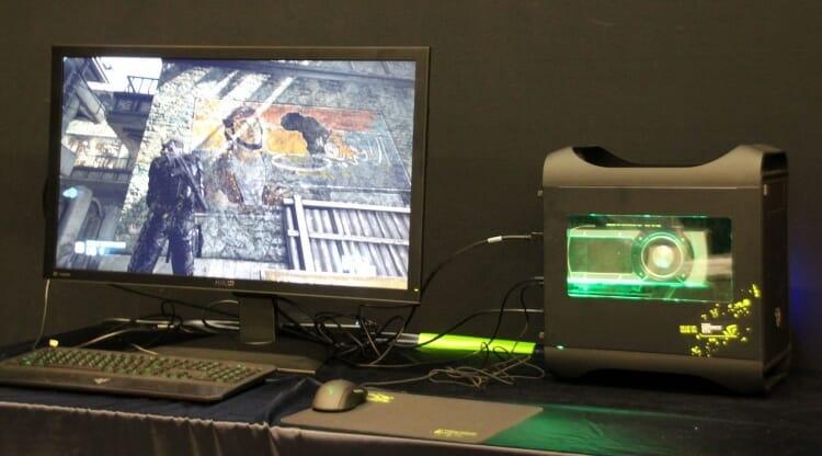 Splinter Cell in 4K Auflösung auf der Gamescom 2013
