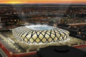 Brasilien WM 2014 Stadion