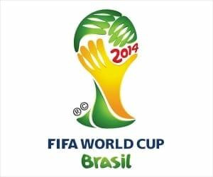 FIFA WM Logo Brasilien 2014