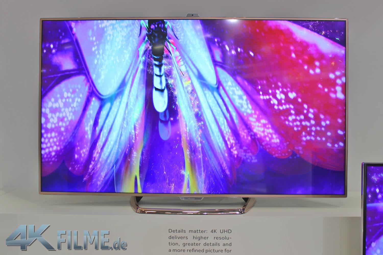 Haier H9000 4K TV IFA 2013
