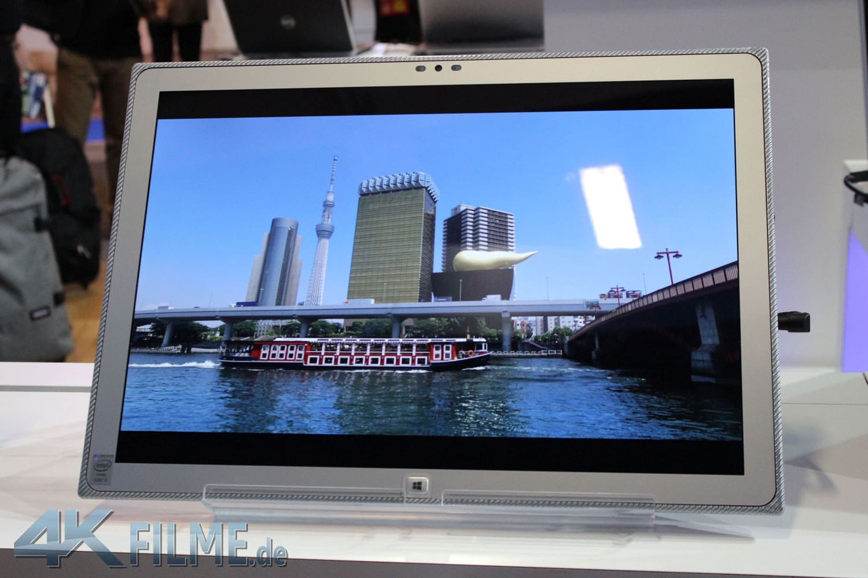 Panasonic 4K Toughpad UT-MB5 Tablet