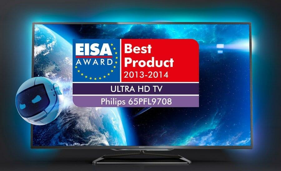 Philips 65PFL9708 4K Fernseher 65 Zoll