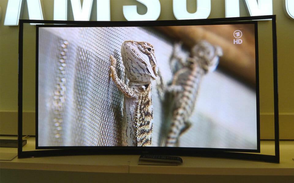 Samsung S9C OLED TV