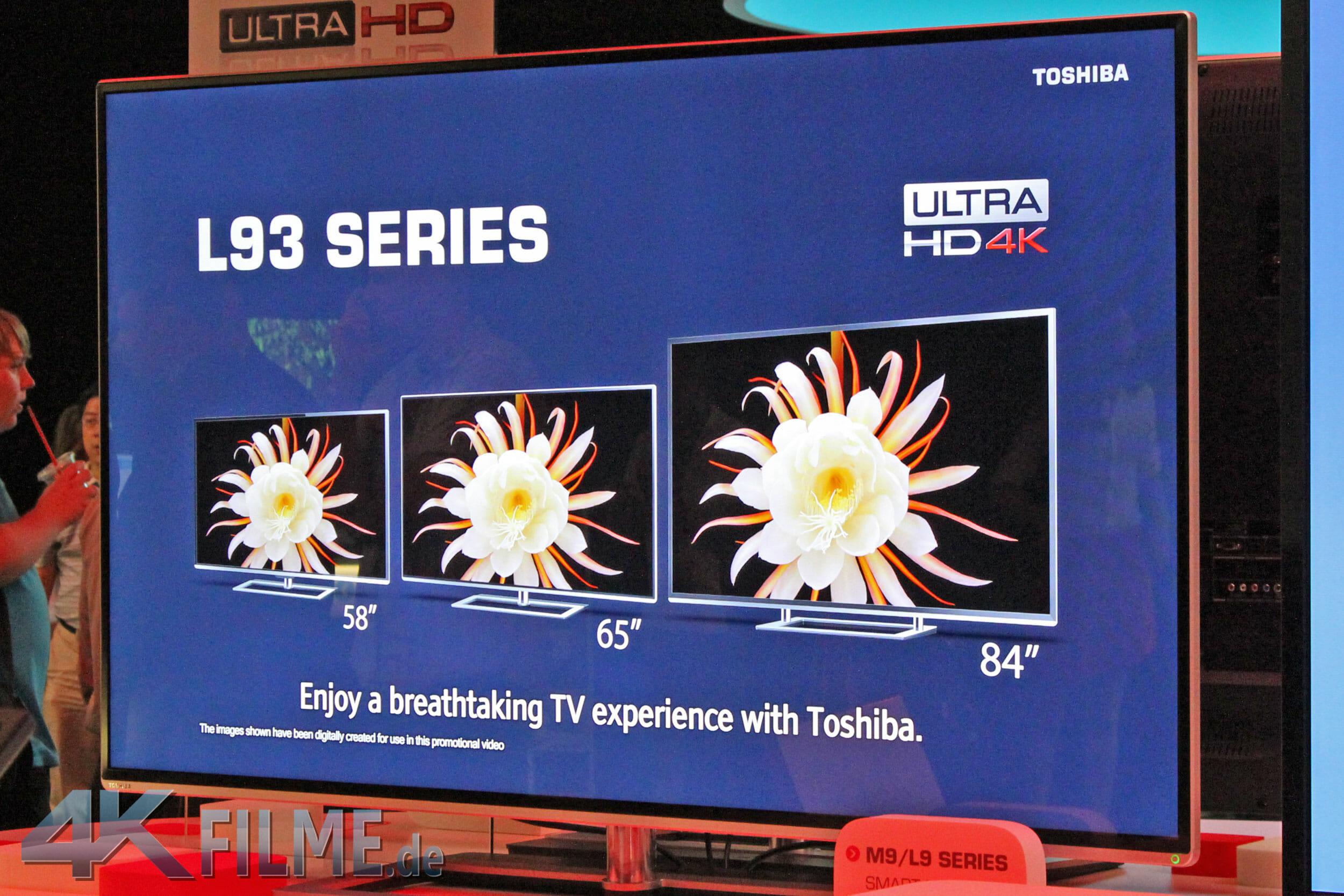 Toshiba 65M9363DG 4K Fernseher mit 65 Zoll