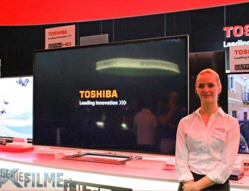 Toshiba zieht sich aus europäischen Markt zurück – Goodbye