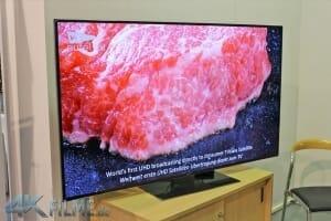 Eutelsat 4K Übertragung mit h.264