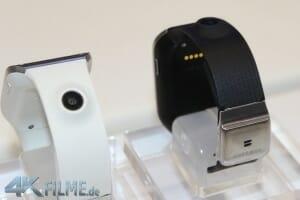 Galaxy Gear Kamera Verschluss