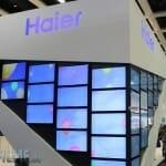 Haier Stand auf der IFA 2013