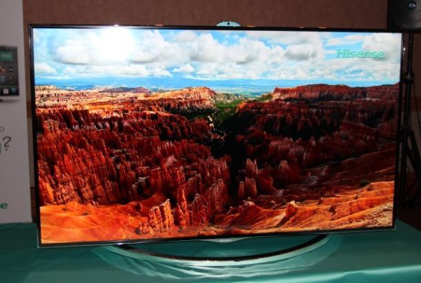 Hisense 110 Zoll 4K Mammut TV