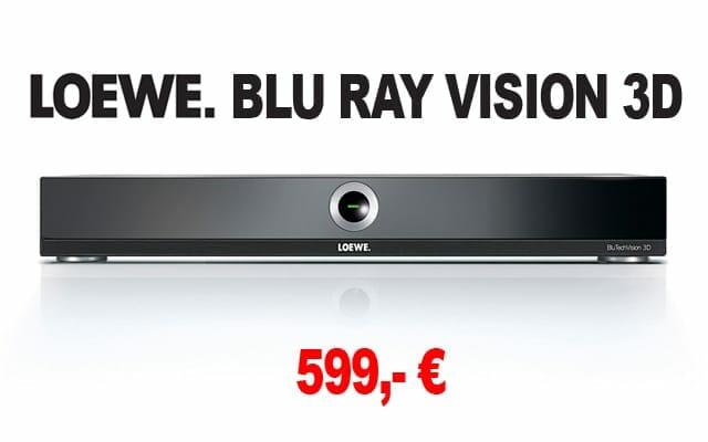 Loewe BluTechVision 3D für 599,- Euro