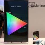 Samsung 4K Monitor hochkant 99% Adobe RGB Farbraum