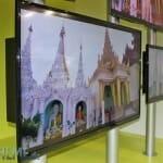 Das alte Design von Seikis 4K TV-Geräten