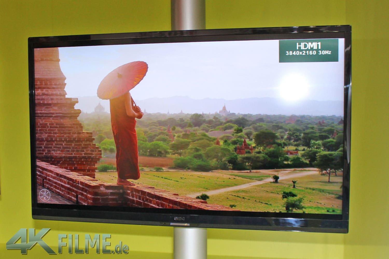 Das komplette 4K Fernseher Lineup von Seiki