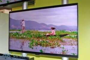 Das neue Design von Seikis 4K TV-Geräten