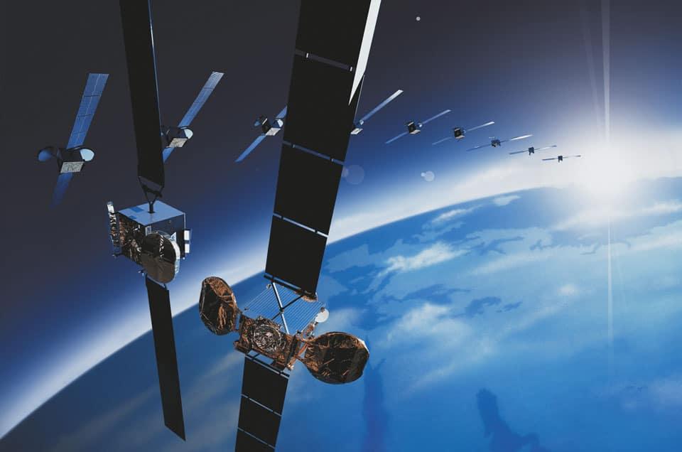 SES Astra Satellite