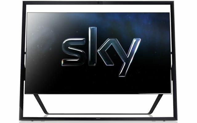 Sky und Samsung Kooperation Ultra HD
