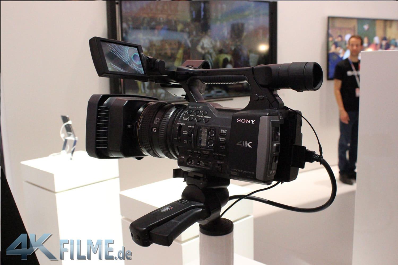 Sony FDR-AX1 4K Kamera