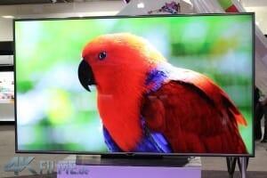 TCL Thomson 4K Fernseher