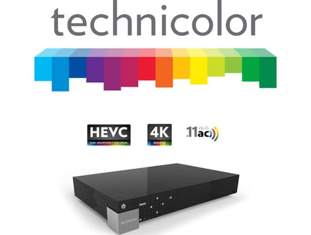 Technicolor MediaPlay DST839 4K Satellitenreceiver