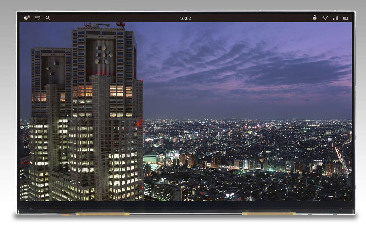 4K Tablets in Sicht - 12.1 Zoll Ultra HD Panels vorgestellt - 4K Filme