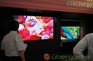 Mitsubishi 4K Laservue LCD TV