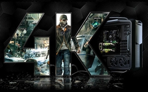 Nvidia 4K BattleBox - Ultimatives UHD Gaming-System