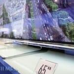 Edles Design und scharfe Bildwiedergabe des Pansonic TX-L65WT600
