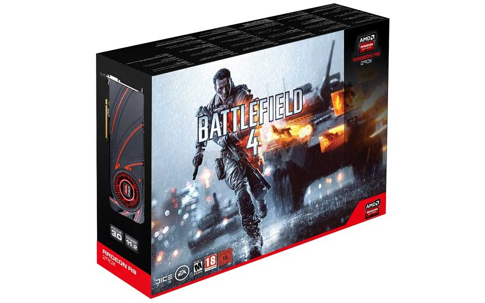 Radeon R9 290X Battlefield 4 Bundle