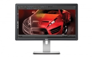 Dell UP2414Q 4K Monitor mit 24 Zoll