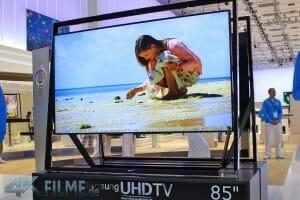 Samsung S9 85 Zoll 4K TV