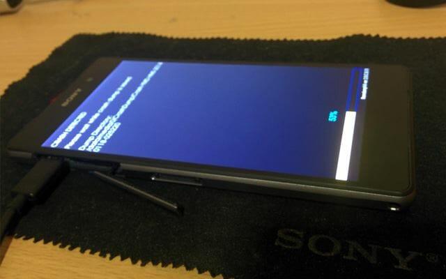 Sony Sirius Smartphone mit 4K Aufnahmefunktion