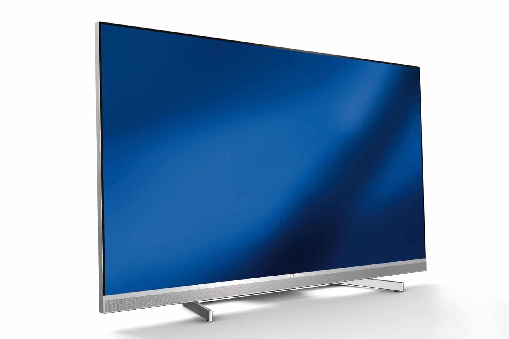 Grundig Fine Arts 4K Fernseher mit Ultra HD Auflösung