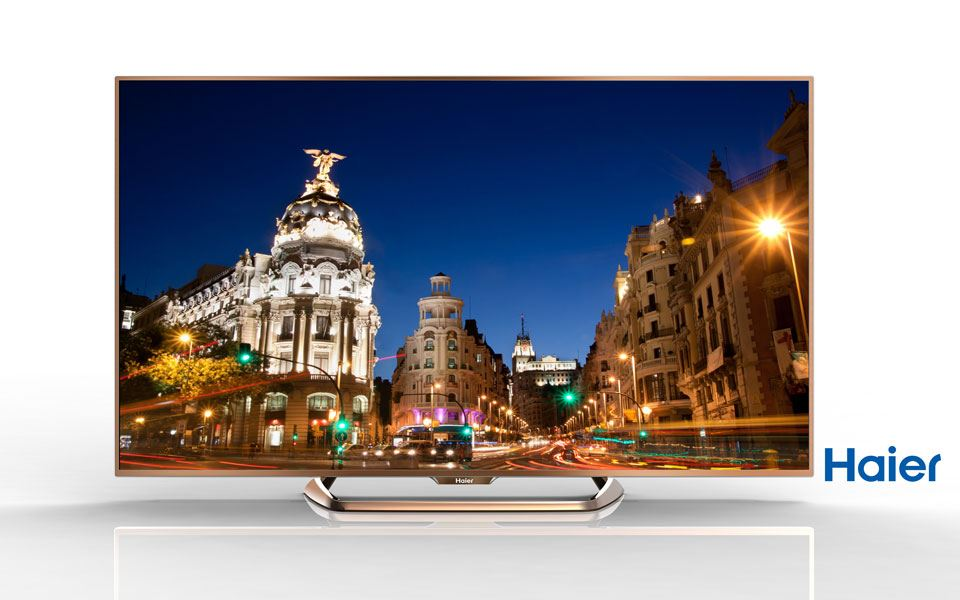 Haier H6500 4K Fernseher Einsteigermodelle ab 799 Euro