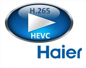 HEVC Support Haier