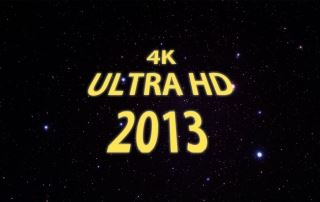 Jahresrückblick 2013 4K / Ultra HD