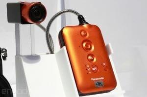 Panasonic HX A100 Ultr HD Kamera