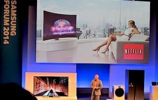 Samsung Netflix 4K (Bildquelle:engadget.com)