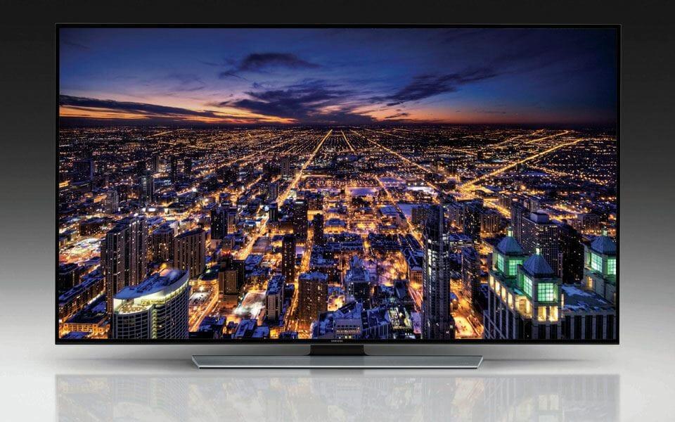 Samsung UHD TV U8550