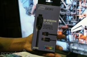 Seiki U Vision 4K Upscaling Kabel