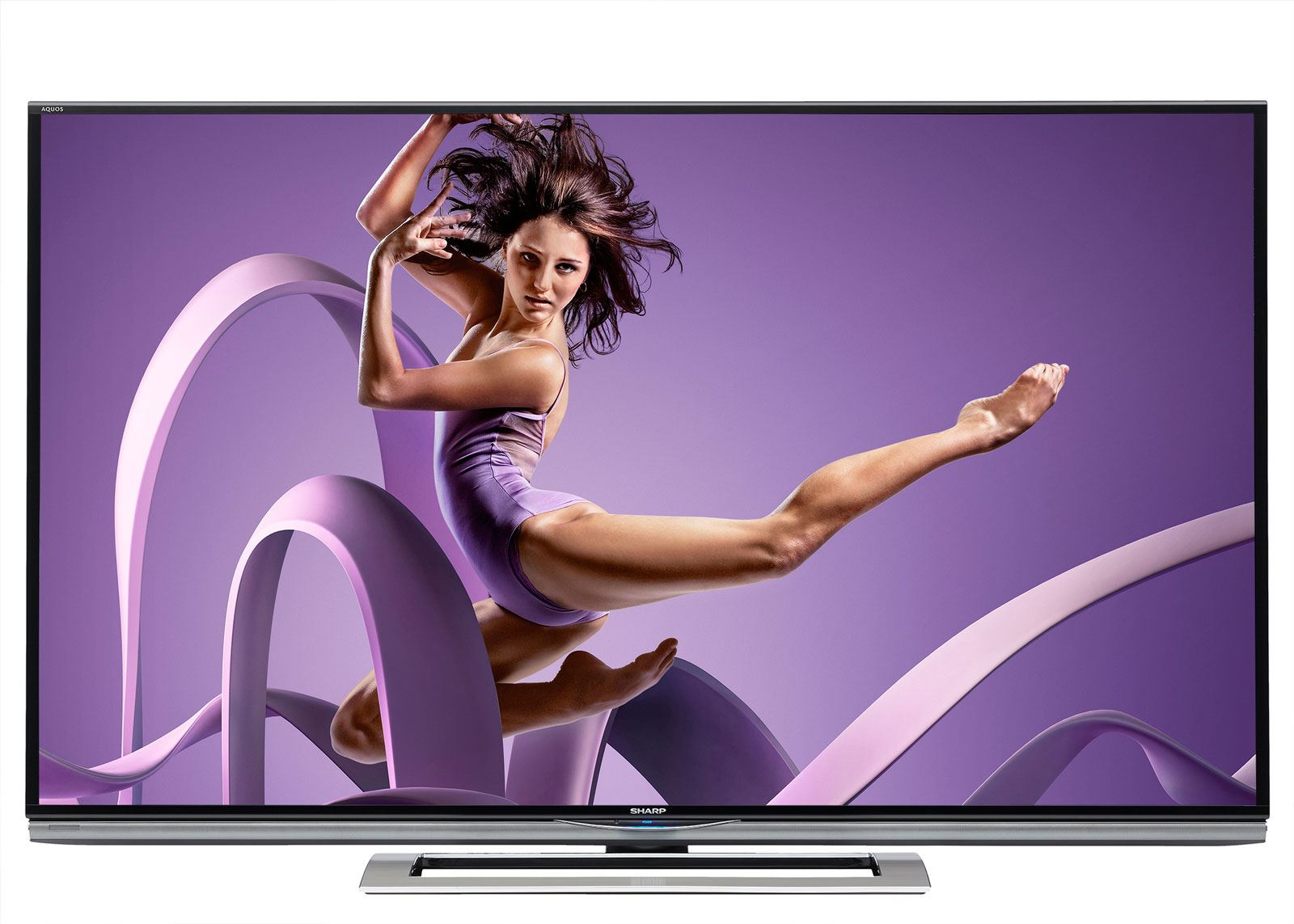 Sharp AQUOS LED 4K ULTRA HD Fernseher