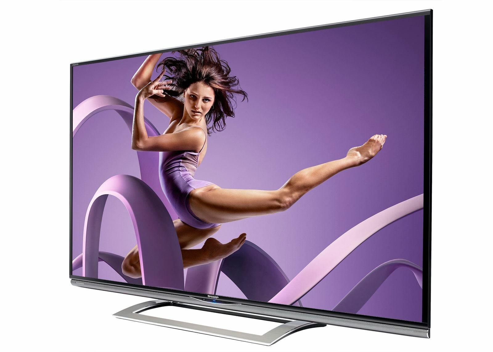 Sharp AQUOS LED 4K ULTRA HD mit THX Display