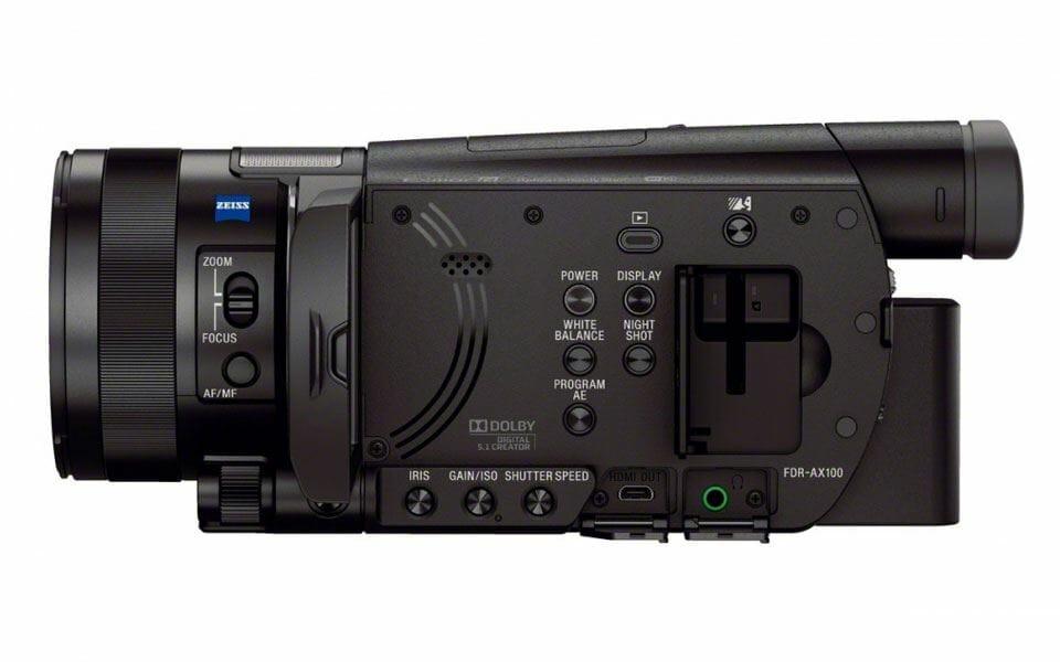 sony-FDR-AX100E-4k-videokamera
