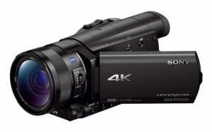 Sony FDR-AX1000E Ultra HD Videokamera